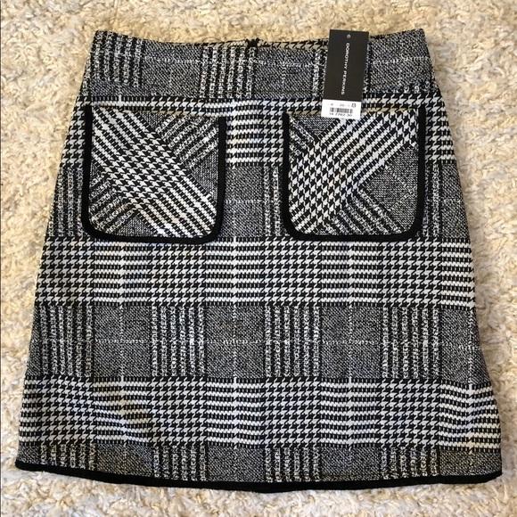 Dresses & Skirts - Plaid/ houndstooth skirt